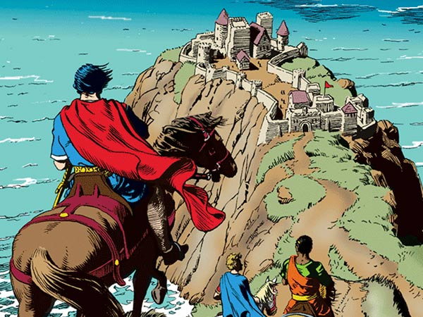 Prince Valiant Making Of